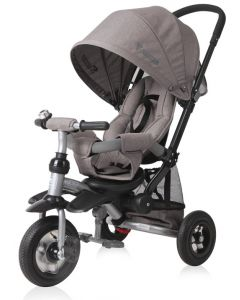 LORELLI JET AIR Tricikl za djecu (12 - 36 mj/20 kg) - Ivory