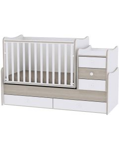 Lorelli Transformer Dječji krevetić Maxi Plus 4u1