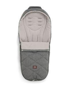 Mamas & Papas zimska vreća/footmuff - Grey Twill