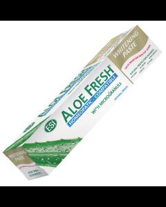 """ALOE FRESH """"WHITENING PASTE"""" homeopatski kompatibilna zubna pasta"""