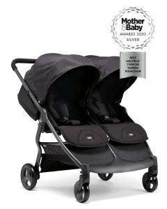 Mamas & Papas kolica za blizance Armadillo Twin - Black Jack