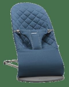 BabyBjörn Bliss Coton ležaljka - Midnight Blue
