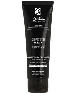 BIONIKE DEFENCE MASK Instant pure - pročišćavajuća maska s glinom i ugljenom za mješovitu i masnu kožu