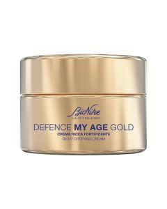 BIONIKE DEFENCE MY AGE GOLD bogata krema za zrelu kožu (Rich fortifying cream)
