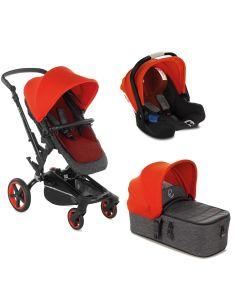 Jane Rider dječja kolica + Micro + Koos iSize R1 – Nomads
