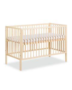 Klups dječji krevetić Frank - 120x60cm - Pine