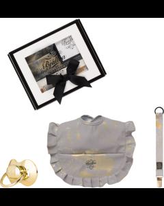 Bjällra of Sweden - Gift Set Box Grey Golden