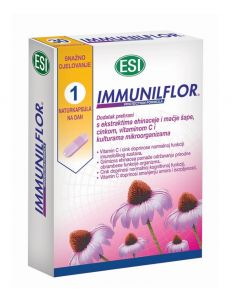 IMMUNILFLOR kapsule s ehinacejom, cinkom i vitaminom C