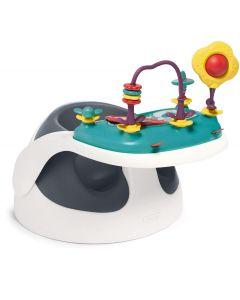 Mamas & Papas Baby Snug s didaktičkim igračkama - Navy