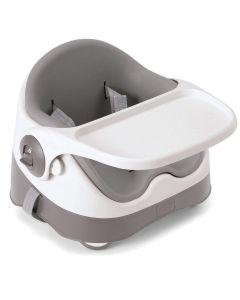 Mamas & Papas Baby Bud/ prijenosna hranilica s odvojivim pladnjem - Soft Grey
