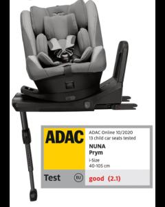 Nuna® Dječja autosjedalica Prym™ 360° i-Size 0+/1 (0-18,5 kg) Oxford