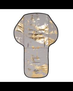 Bjällra of Sweden Umetak za kolica - Grey Golden