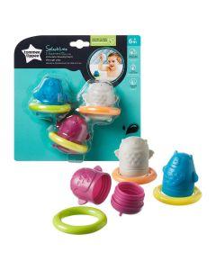 Tommee Tippee Splashtime igračke za kupanje - Plivajuće špricalice