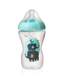 Tommee Tippee® Ultra dekorirana bočica, 340 ml - Tirkizna